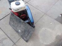Dynapac wacker plate compactor honda engine