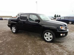 2014 Honda Ridgeline Touring Leather Sunroof Heated Seats