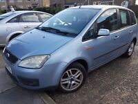 Ford Focus C Max Zetec 1.8 Low mileage