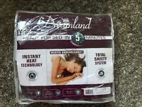 Dreamland Electric Blankets For Double Beds X 2