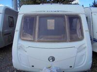 SWIFT CONQUORER caravan