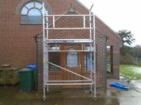 alloy scaffold