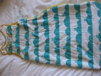 Grobag 0-6 months unisex sleeping bag exclusive design by Anorak £14