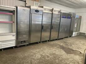 Commercial single door fridge for shop fridge for freezer door sjahwh