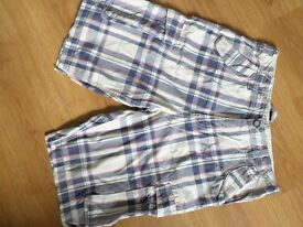 "N2..MENS CASUAL SHORTS BY NEXT SIZE 30"" NEW"