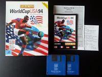 Amiga CBM retro game - World Cup USA 94