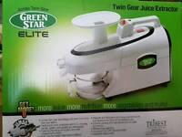 Tribest Green Star Elite Juicer