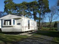 Willerby Bermuda Super 35 x 12 DG/CH Holiday Static Caravan, Carmarthenshire, SW Wales, £12,800