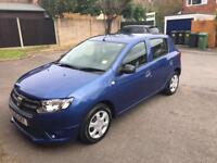 Dacia Sandero Ambiance 1.1 Petrol. Excellent condition.