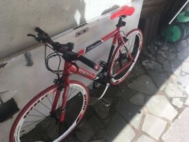 race bike, perfect condition