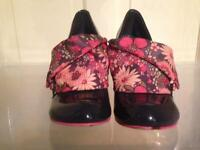 Purple irregular choice Uk 6 new