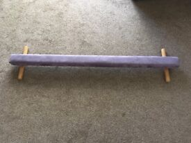 Used but good condition non folding beam