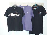 3 Mens t-shirts