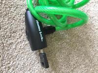 Master lock Steel Bike Lock with Key