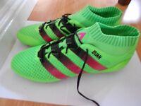Adidas Ace 16.1 Primeknit Size 12 adult football boots