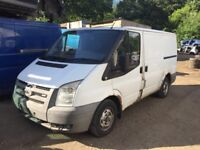 Ford Transit 2.2 TDCi Duratorq 280 S Low Roof (SWB) (06 -11) breaking for parts