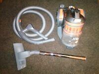 Vax multi-cyclone bagless cylinder vacuum cleaner C89-MA-B 1500w