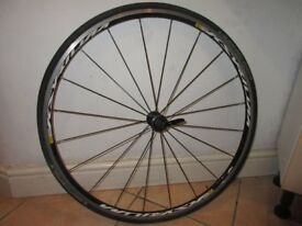 Mavic Kysrium 700c Front Wheel Road Bike Racing Bicycle