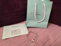 Tiffany Toggle Bracelet
