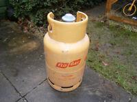 13kg Butane Gas Bottle with Regulator
