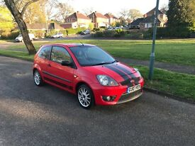 2007 Ford Fiesta Zetec S 1.6 Petrol, 1 Year Mot, LOW MILEAGE, Free Delivery