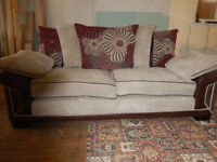 Sofa and large chair