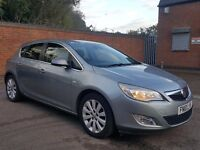 2010 VAUXHALL ASTRA 1.7 CDTI ECOFLEX FACELIFT 1 OWNER FROM NEW AUDI A3 A4 VW GOLF POLO CORSA FOCUS