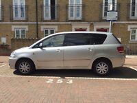 ***FOR SALE*** Toyota Avensis Verso (2002) DIESEL, LADY OWNER OF 4 YRS