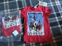 T shirt (Olympics) memorabilia