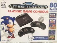 Saga Mega Drive