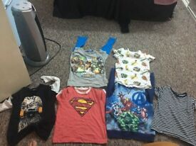 Boys 6 to 7 shirts Very good condition 6 shirts