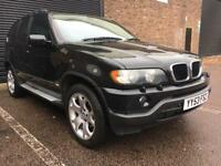 BMW X5 3.0L Diesel one year mot sport seats 2 keys