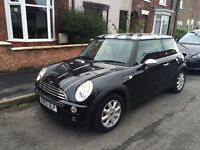 Mini one 1.6 chrome pack mint condition