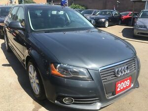 2009 Audi A3 S-Line EXTRA CLEAN Panorama Roof Super Loaded