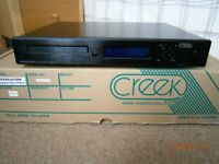 Creek Evo CD Player Boxed Immaculate