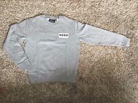 Genuine HH Grey Marl Sweatshirt