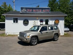 2009 Jeep Patriot AWD 5SPD!