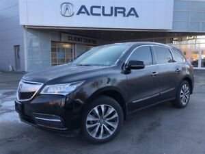 2015 Acura MDX NAVI | 3.3% | TINT | 290HP | 1OWNER | NEWTIRES