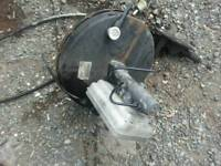 Iveco daily Clutch and break cylinder