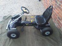 Kettler Original Kettcar Nitro Xtreme Go Kart