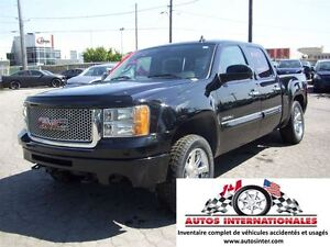 2012 GMC Sierra 1500 DENALI CREWCAB 4X4 V8 6.2L MAG CAMERA DE RE