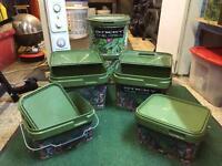 Camo buckets