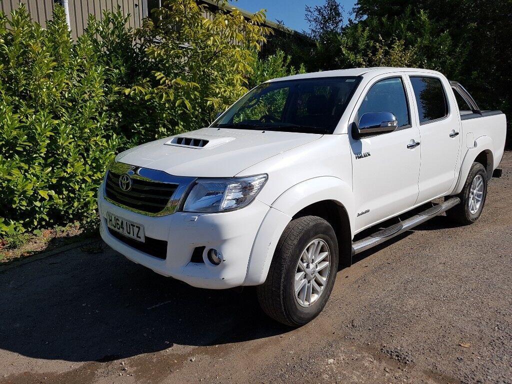 2014 Toyota Hilux Invicible 3.0 D4D Double Cab NO VAT   in ...