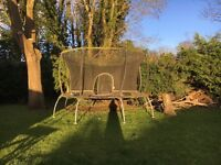 12ft octagonal trampoline, only £30 for quick sale and pick up