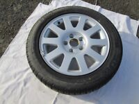 Audi A6, A4, Spare Alloy Wheel and Tyre, Unused