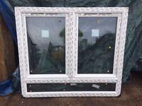 UPVC Window 1490mm x 1300mm ref 304