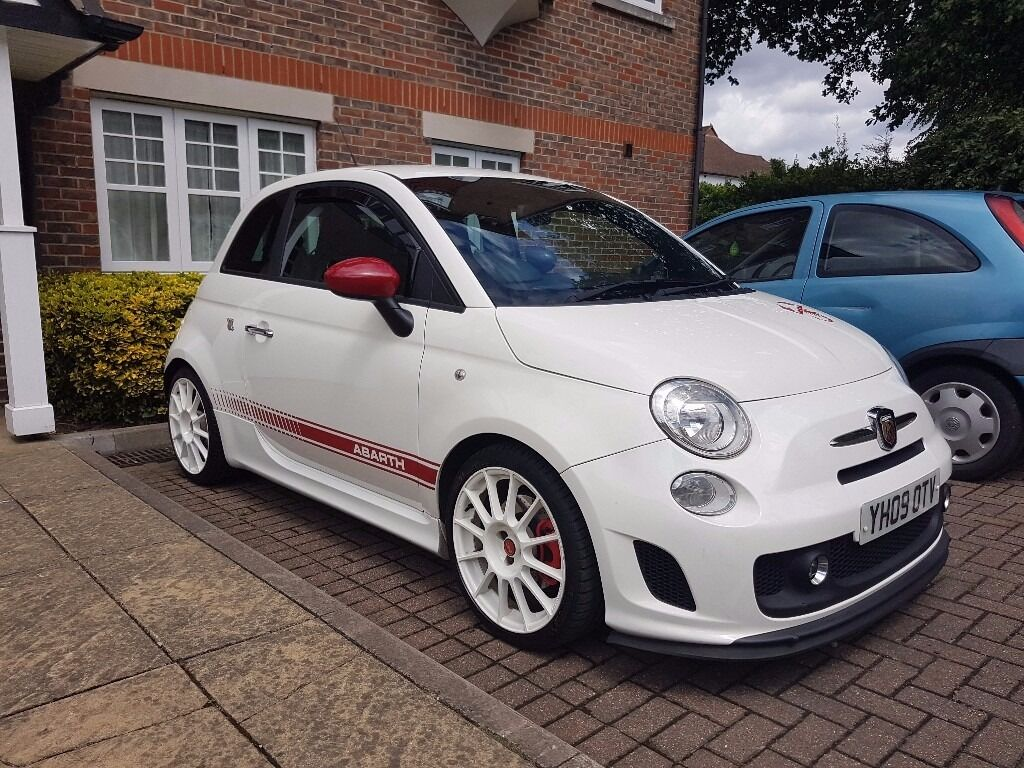 fiat 500 abarth esseesse 160bhp fully loaded 160bhp. Black Bedroom Furniture Sets. Home Design Ideas