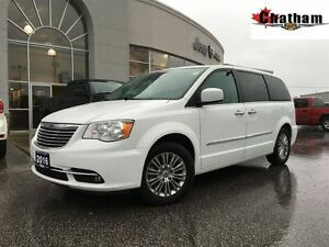 2016 Chrysler Town & Country Touring-L***DVD***POWER SUNROOF***N