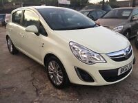 Vauxhall Corsa 1.4 i 16v SE 5dr (a/c)£4,495 p/x welcome FREE 12 MONTH WARRANTY,NEW MOT