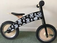 Kiddimoto Wooden Balance Bike